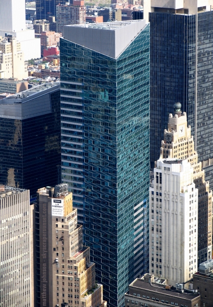 Empire State Building Observation Deck On 9 11 Matthew